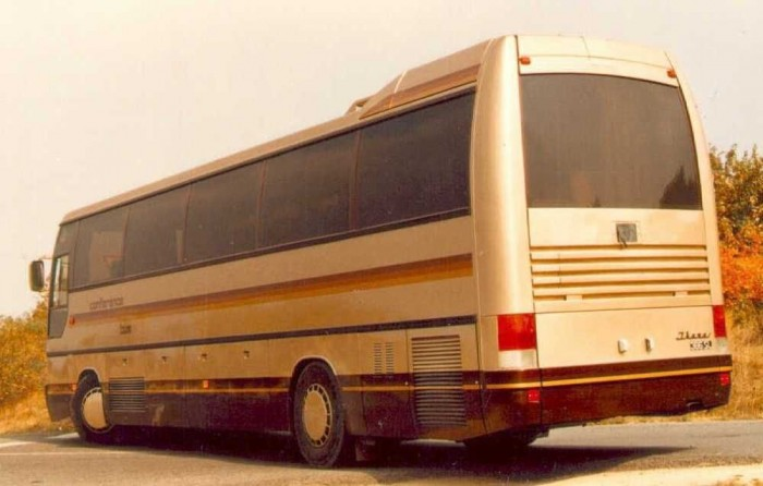 A 386-os volt az új generációs turista buszok előfutára