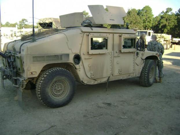 HMMWV M1151A1 (Humvee)