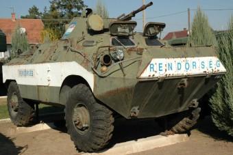 A Magyar Honvédség legdurvább harcjárművei