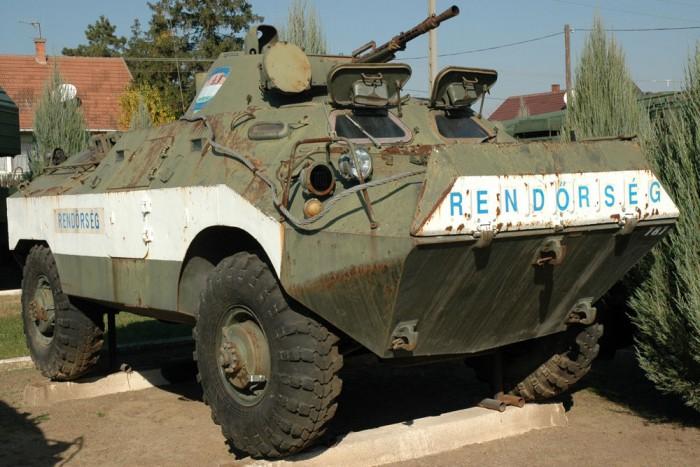 PSZH D944 páncélozott szállító harcjármű