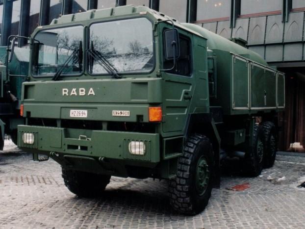 Rába H25 tehergépkocsi