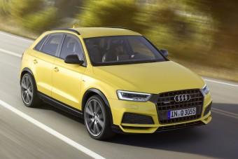 Sportosabban néz ki az Audi Q3