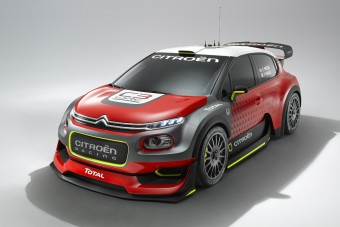 Ismét murván megy majd durván a Citroën
