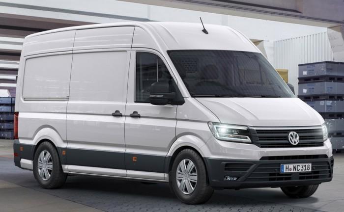 Új modellnek új gyár – VW Crafter 4