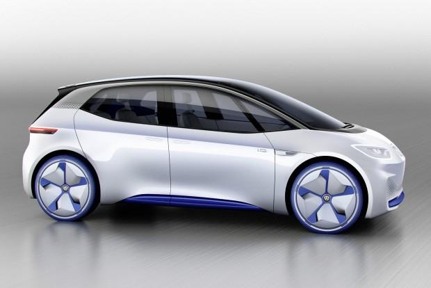 2025-re egymillió darab elektromos autót kíván értékesíteni a Volkswagen; ehhez az áttöréshez új koncepcióra van szükség: ezt hivatott felvezetni az I.D.