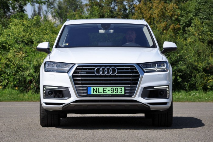 Teszt: Audi Q7 e-tron