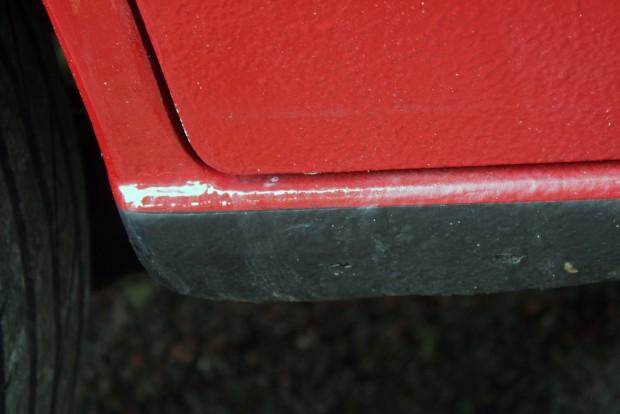 Rozsdagóc a küszöb is, a korrózióvédelem a Mazda MPV leggyengébb pontja