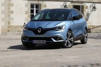 Szebb, de nem okosabb az új Renault Scenic