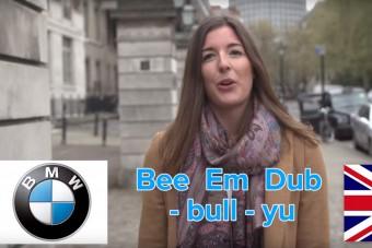 Így kell helyesen ejteni az autómárkák nevét