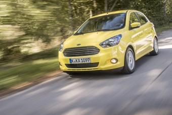 Mit tud a legolcsóbb és legújabb Ford?