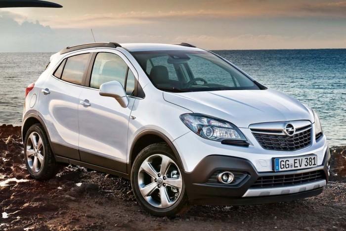 Férfiassággal hódítana az Opel Mokka X 1