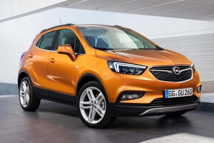 Férfiassággal hódítana az Opel Mokka X 2