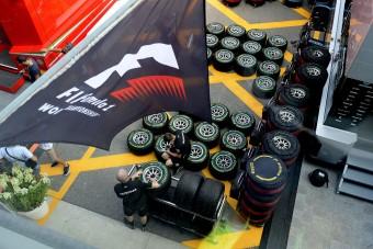F1: Gumikáosz lehet a hétvégén