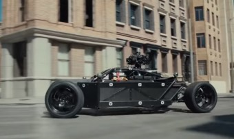 Bármilyen autóvá át tud változni ez a furcsa négykerekű