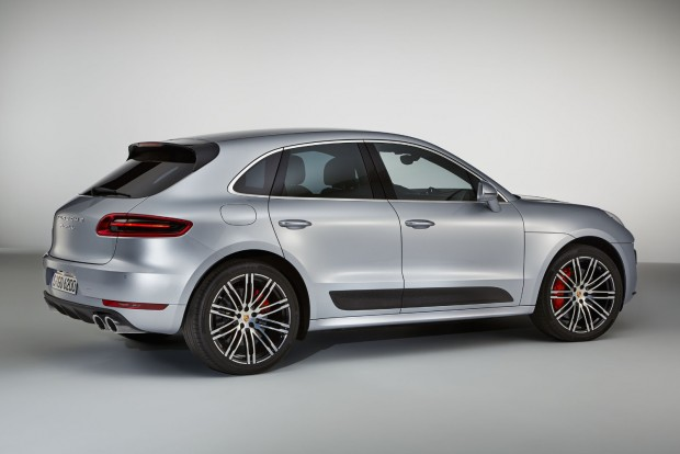 Porsche Macan Turbo Performance csomag