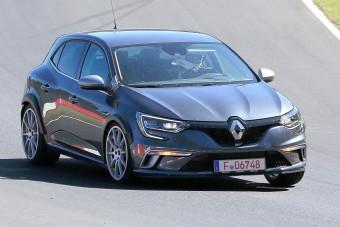 300 lóerő fölött az új Renault Mégane RS