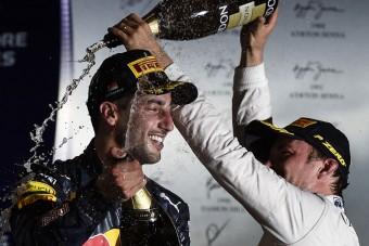 F1: Jéghegy a pályán!