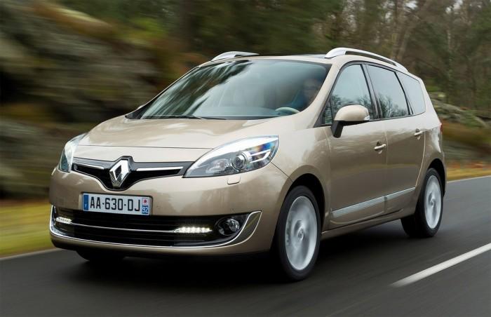Szebb, de nem okosabb az új Renault Scenic 2