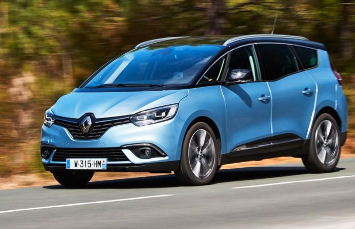 Szebb, de nem okosabb az új Renault Scenic 3
