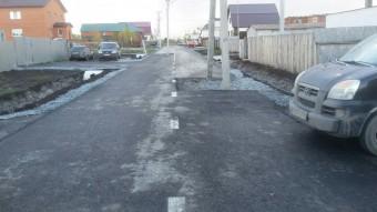 Ilyen nincs: villanyoszlopot állítottak a közútra