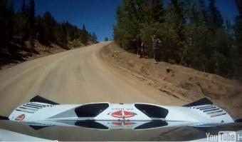 Videó a leggyorsabb Suzukiról