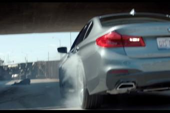 Itt a BMW akciófilmje, ne hagyd ki!