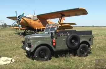 A retró rajongóinak ajándék ez az egyórás film egy magyar GAZ-69-esről