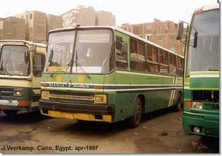A Renault-alvázas 259-es Egyiptomban kötött ki.