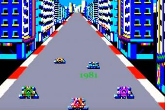 Drámai videón az autós játékok elmúlt 40 éve