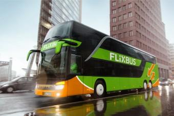 Holnaptól újra utazhatunk Flixbusszal