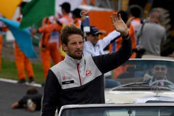 F1: Grosjean 100. futama jön a Haas hazai versenyén