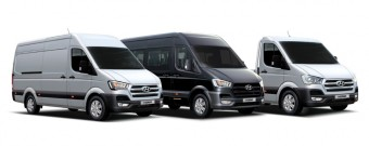Hyundai H350 – Új mérce a könnyű haszonjárművek világában