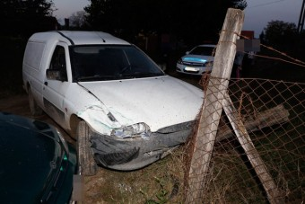 Fejszés autós üldözés volt Kecskeméten