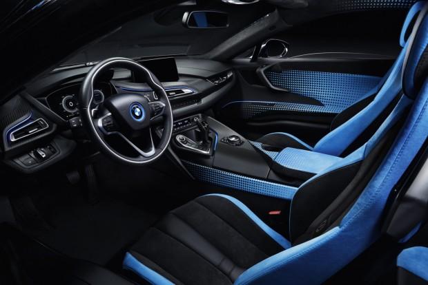 BMW i Garage Italia Customs