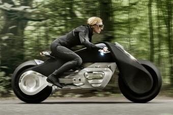 Sisak és védőruha nélkül használható a BMW álommotorja
