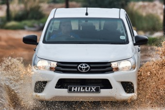 Chiptuning a Toyota Hiluxhoz