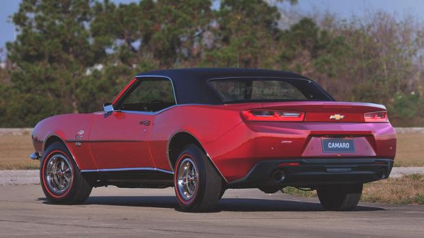 Chevrolet Camaro első generáció-hatodik generáció