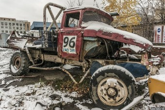 Igazi szellemtanya az oszlásnak indult orosz gyár