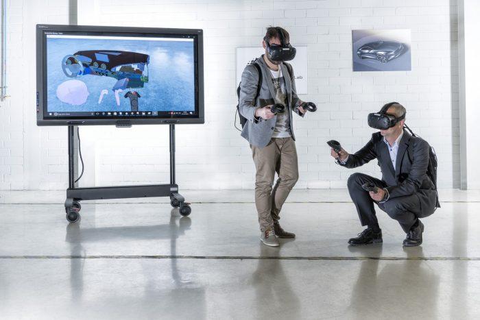 Virtuális térben összedolgozva tervezik a következő TT-t a dizájnerek