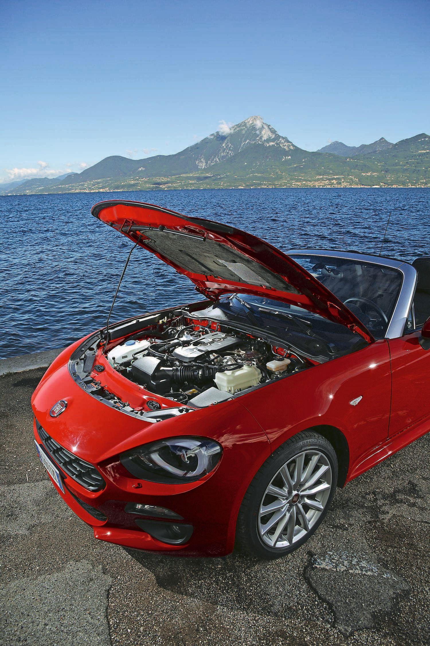Élvezetes vezetni ezt a motort: a Fiat Multiair Turbója erős és közvetlen