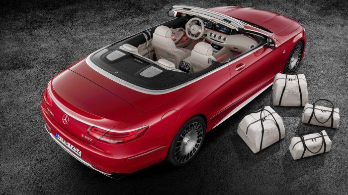 Itt a Mercedes-Maybach fejedelmi luxuskabriója! 1