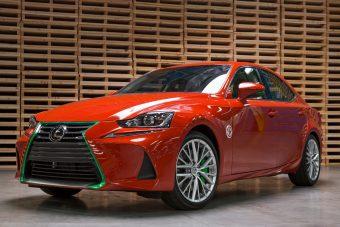 Lexus, ami kétszer csíp