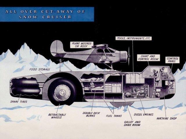 Az Antarktisz jegébe fagyott óriás 4