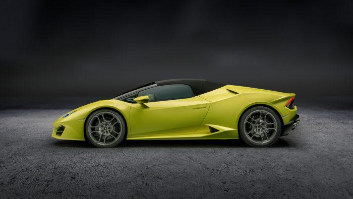 Lamborghini Huracán Spyder RWD: Hátul hajt, és még teteje sincsen 3