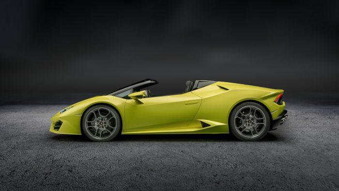Lamborghini Huracán Spyder RWD: Hátul hajt, és még teteje sincsen 4