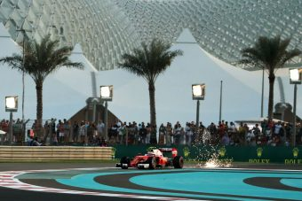 F1: Abu-dzabi Nagykvíz