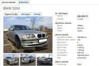Szívünkhöz szól ez a használt Volvo-hirdetés, a tulajnak előtte megkeserítette az életét egy BMW 5