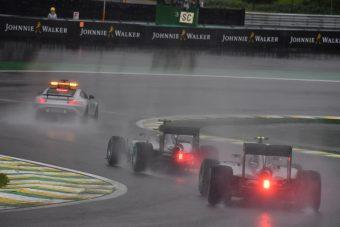 F1: Így festenek majd az esős állórajtok