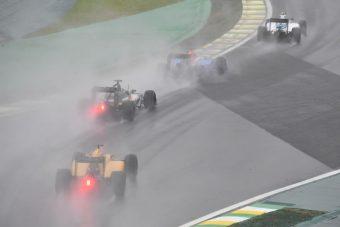 F1: Újra égszakadás Brazíliában