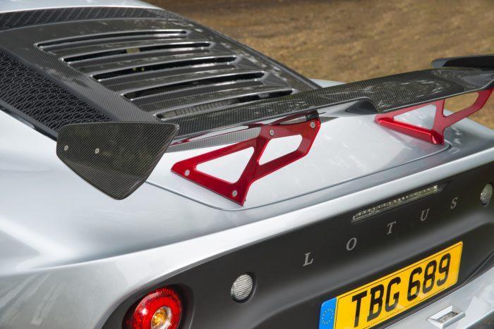 Exige Sport 380 Rear Wing Image